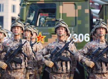 У Китаї пройшли випробування нового автомата QBZ-191 калібру 5,8 × 42 мм