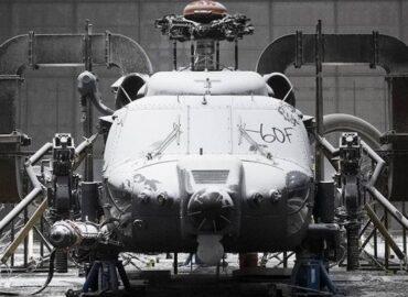 Рятувальний вертоліт HH-60W ССО США перевірили екстремальними температурами