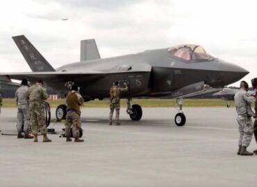 Пентагон: Літаки F-35 на Алясці дозволять проектувати силу на арктичний регіон