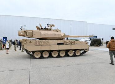 General Dynamics розробила новий легкий танк