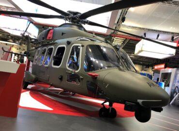 Італійська армія оновить легкі вертольоти