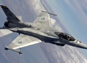Винищувачі F-16 пройдуть «перепрошивання»