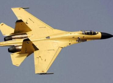 Винищувач-бомбардувальник «Цзянь-16» — тактика і озброєння