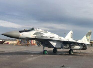 МіГ-29 освоює Х-29