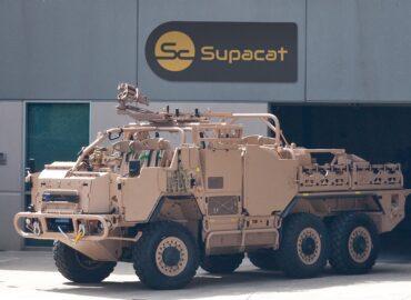 Автомобіль спецназу Supacat отримав нову версію