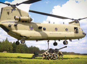 Chinook для Нідерландів: встиг до карантину