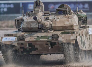 Нігерія озброїлася китайською бронетехнікою