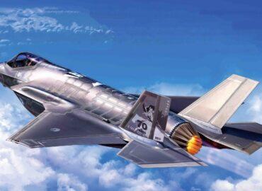 1000 пілотів для F-35