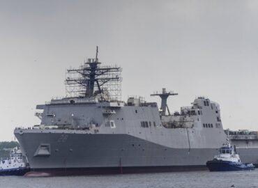 Fort Lauderdale: поповнення в родині десантних кораблів