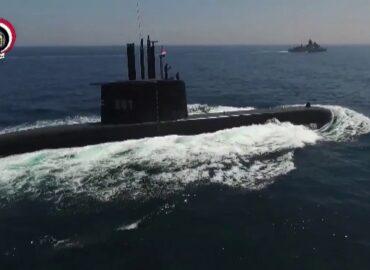 Єгипет озброївся новою субмариною
