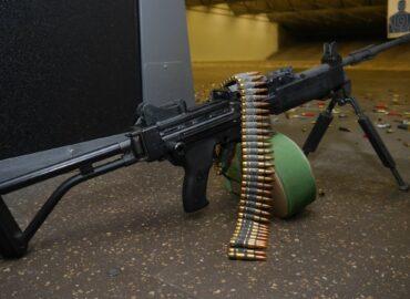 Індія закуповує ізраїльський кулемет Negev