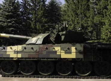 Т-72АМТ: модернізація для ЗС України