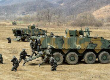 Сучасна бронетехніка Республіки Корея — оцінки китайських фахівців