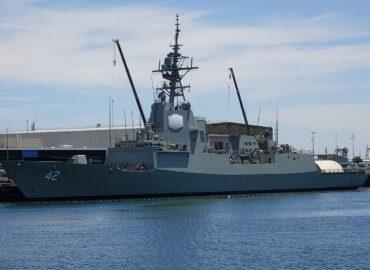 Австралія озброїлася трійкою передових есмінців