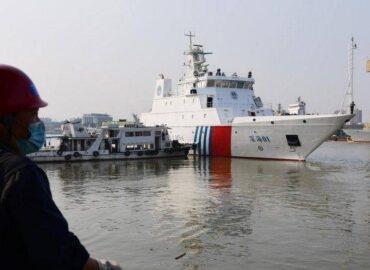 У Китаї спущено на воду судно, оснащене гібридною установкою з літій-іонними батареями