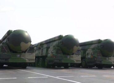 У Китаї назвали число ядерних боєголовок для «придушення стратегічних амбіцій США»
