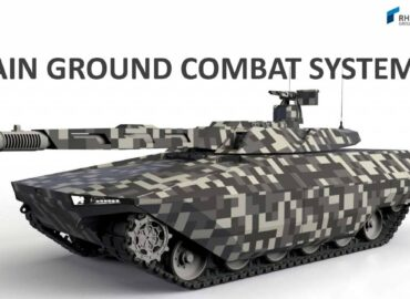 Бойовий танк MGCS. Реалізація німецько-французького проекту