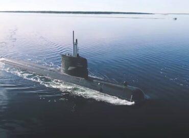 Подвійний залп: особлива риса шведських субмарин