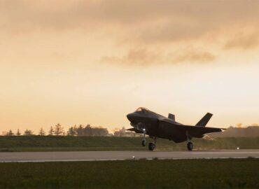До Норвегії надійшла нова партія F-35 у «північній модифікації»