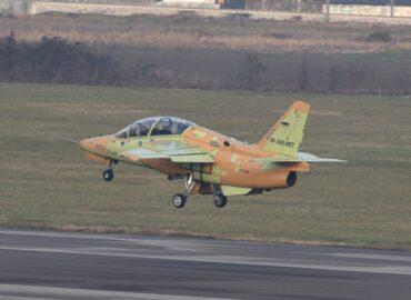 Італійський навчальний літак М-345 НЕТ пройшов сертифікацію