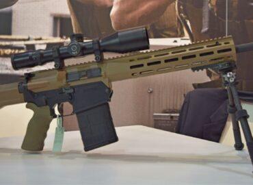 Colt C20: нова гвинтівка канадських снайперів