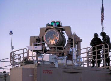 Американський флот випробує лазерну зброю