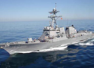 Есмінець Kidd став другим кораблем ВМС США з масовим зараженням COVID-19