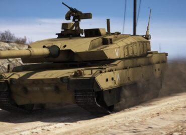 Японський танк Type 10 показав себе
