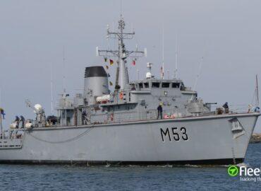 ВМС Литви отримають британський тральщик М 41 Quorn типу Hunt