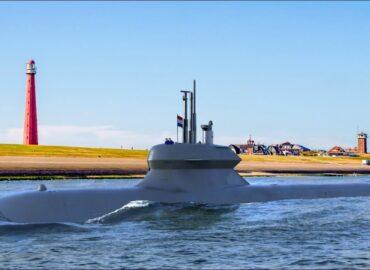 Підводний човен-привид A26 для ВМС Швеції