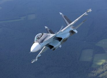 Білорусь продемонструвала результати модернізації Су-30К
