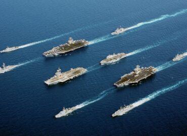 США мають намір наростити потужність ВМС