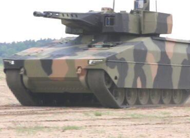 БМП Lynx — нове сімейство гусеничної техніки