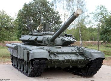 Білорусь отримала нову партію Т-72Б3