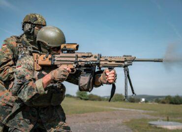 Бундесвер тестує нові кулемети