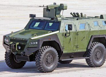Сербія запустила у виробництво нову бронемашину