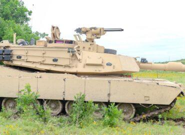 Greywolf на нових танках