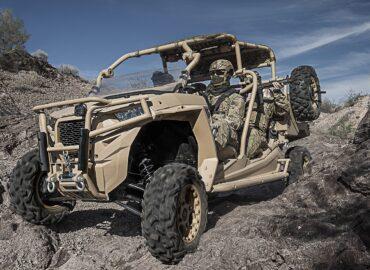 ССО США замовили новий варіант баггі Polaris MRZR Alpha