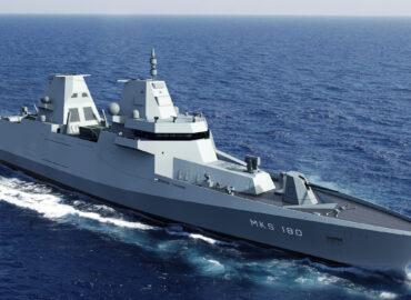 Німеччина придбає нідерландські фрегати