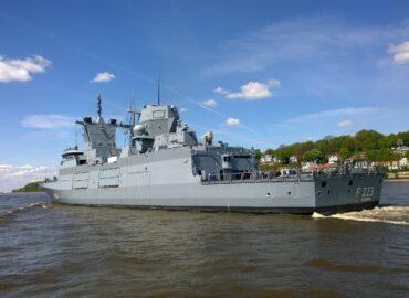 Німецький флот отримав другий «суперфрегат»