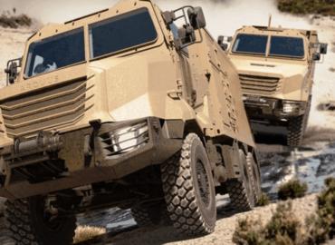 Презентація тактичного автомобіля ARMIS