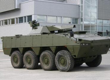 120 мм міномет Patria Nemo тестується для армії США