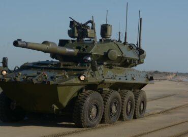 Італійський колісний танк йде в серію
