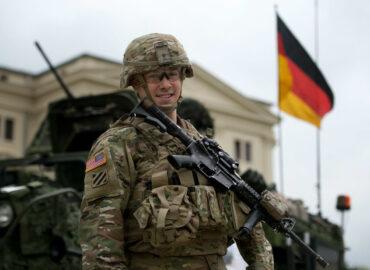 Німеччину покине частина американських солдатів