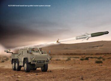 BAE Systems протестувала «ракетну тачанку»