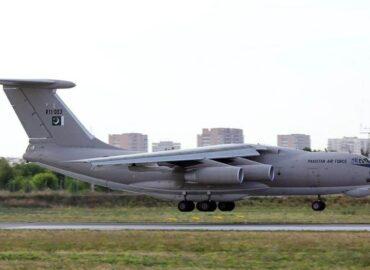Україна модернізує пакистанські Іл-78