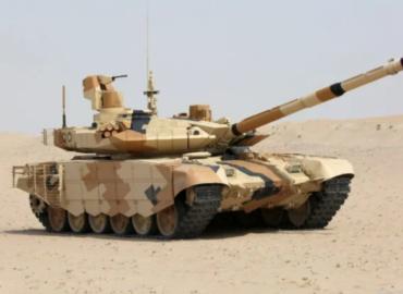 Танк Т-90МС потіснить Abrams в Єгипті