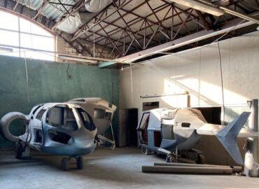 Вертольоти з-під поли