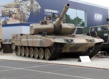 Угорщина озброюється «Леопардами»
