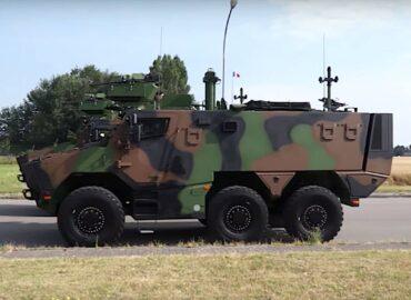 Французька армія озброюється «Грифонами»
